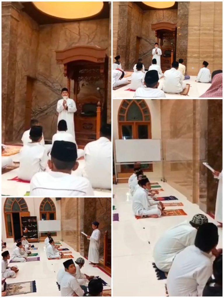 Muhadharah Santri & Arabic Time