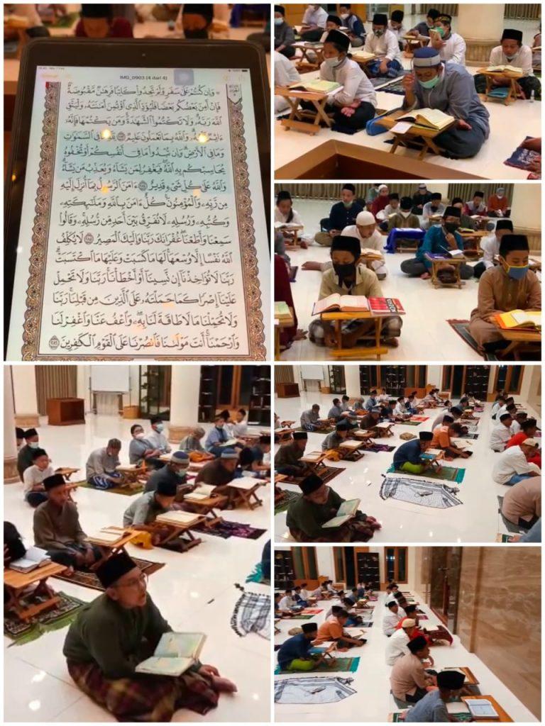 Al Kahfi Time (Jumat Day)
